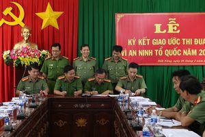 Nét mới trong phong trào thi đua 'Vì an ninh Tổ quốc' ở Đắc Nông