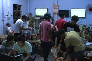 Bắt nhiều đối tượng cá độ World Cup tại Huế