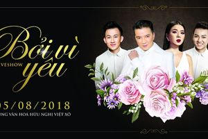 Thiên Hà Spa, Thăng Long show và 'Bởi vì yêu'