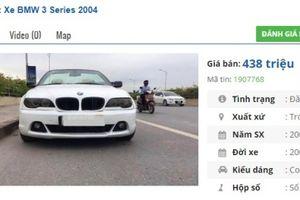 Những chiếc ô tô BMW cũ này đang rao bán tầm giá 400 triệu đồng tại Việt Nam