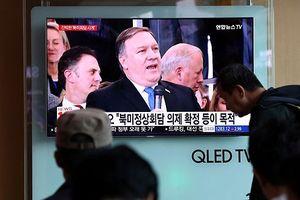 Ngoại trưởng Mike Pompeo bắt đầu tới Triều Tiên
