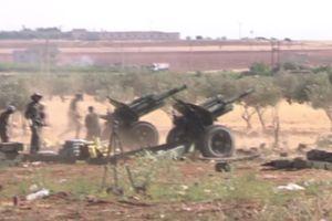 'Hổ Syria' chủ công nghiền nát thánh chiến, giải phóng thị trấn tại tỉnh Daraa