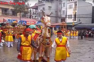 Lễ hội và sự phụng thờ ở di tích Bia Bà, La Khê