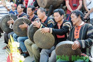 Toàn tỉnh Đắk Nông hiện có hơn 360 bộ cồng chiêng