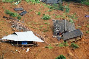 Còn 658 hộ dân Lai Châu nằm trong vùng nguy cơ sạt lở đất
