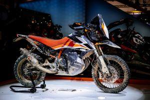 8 phụ kiện bổ sung nâng tầm việt dã dành cho KTM 390 Adventure