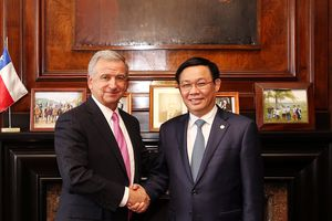 Chile coi trọng vai trò của Việt Nam tại Đông Nam Á