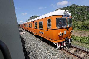 Campuchia khánh thành tuyến đường sắt nối Phnom Penh đến giáp Thái Lan