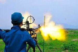 Uy lực đáng gờm vũ khí phòng không lực lượng Dân quân Tự vệ