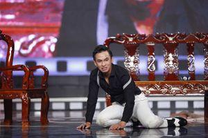 Huỳnh Quý bị Minh Hằng góp ý tiết mục chưa đủ thấm