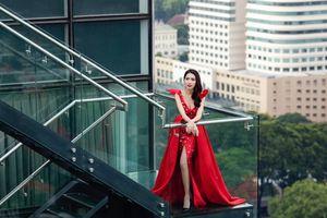 Người đẹp Phan Thị Mơ ngày càng gợi cảm sau khi giảm cân