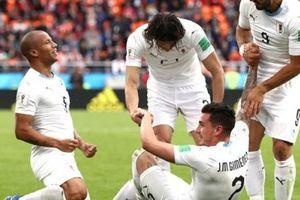 Lộ diện 11 ngôi sao ra sân của Uruguay trước Pháp: Suarez lĩnh ấn tiên phong