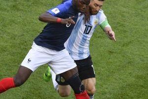 Pháp và Man Utd hưởng lợi lớn nhờ vai trò mới của Pogba