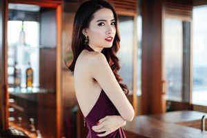 Phan Thị Mơ giảm 5kg trong 2 tuần vì Hoa hậu Đại sứ Du lịch thế giới