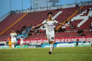 Đánh bại Nam Định 2-3, SLNA chen chân vào top 4 sau 6 trận thắng liên tiếp
