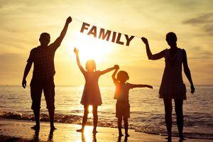 Gia đình và những khoảng thời gian bị mất