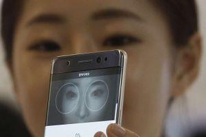 Samsung phát triển máy ảnh sinh trắc học cạnh tranh Face ID