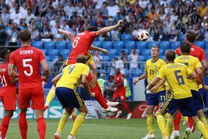 ĐT Anh chiến thắng ĐT Thụy Điển bằng không chiến