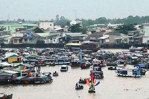 Cần Thơ tổ chức ngày hội du lịch 'Văn hóa chợ nổi Cái Răng'
