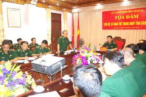 Tuổi trẻ BĐBP Nghệ An luôn xung kích trong bảo vệ chủ quyền, an ninh biên giới quốc gia