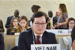 Việt Nam tích cực tham gia khóa họp thường kỳ lần thứ 38 Hội đồng Nhân quyền LHQ