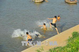 Cảnh báo nguy cơ đuối nước đối với trẻ em vùng cao Yên Bái