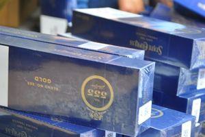 Quảng Ninh: Thu giữ 25.000 bao thuốc lá, trị giá hàng trăm triệu đồng