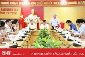Hà Tĩnh chia sẻ kinh nghiệm xây dựng NTM với cán bộ tỉnh Nam Định