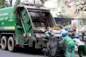 Hà Nội: Đánh giá lợi ích trạm trung chuyển rác trước khi nhân rộng