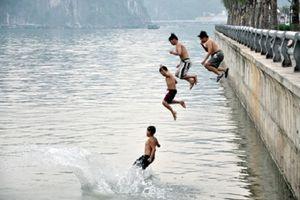Phòng chống đuối nước cho trẻ em ở Yên Bái