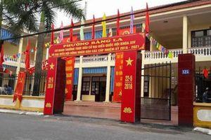 Ủy ban kiểm tra kết luận phó bí thư phường khai man bằng cấp