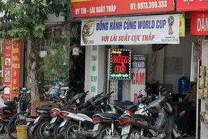 Cửa hàng cầm đồ 'bung lụa' thanh lý mùa World Cup