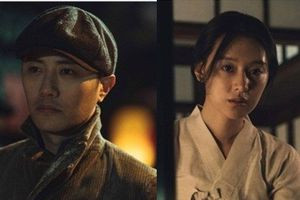 Cặp đôi 'Hậu duệ mặt trời' Jin Goo và Kim Ji Won nhận nhiều chú ý dù chỉ diễn vai khách mời