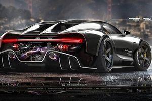 Bugatti hé lộ siêu xe mới trị giá hơn 120 tỷ đồng