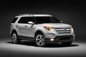 Ford bị yêu cầu triệu hồi 1,35 triệu chiếc SUV Explorer