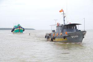 14 ngư dân gặp nạn gần quần đảo Hải Tặc