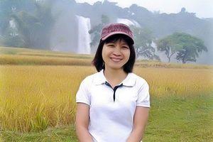Trang thơ của Trần Thị Huyền Trang