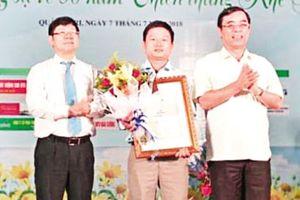 'Anh bán sơn' đoạt giải đặc biệt cuộc thi viết kỷ niệm 50 năm chiến thắng Khe Sanh