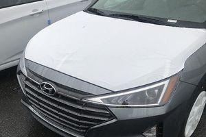 Hyundai Elantra 2019 hoàn toàn lộ diện