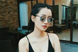 Tuổi 32 xinh đẹp và sexy của MC Đặng Quỳnh Chi