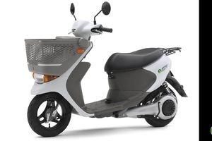 Suzuki sẽ ra mắt xe ga điện vào năm 2020