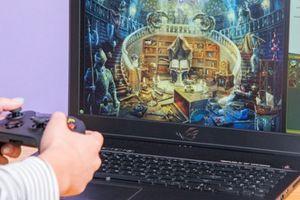 Laptop Asus Rog GU501: 'Trâu chiến' cho game thủ