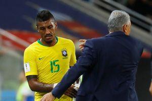 Chia tay World Cup, Paulinho bất ngờ rời Barcelona tái hợp với Guangzhou Evergrande
