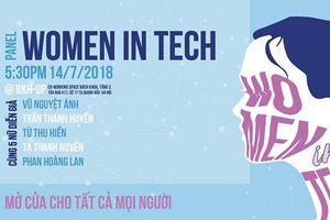 SheCodes Hackathon 2018: Đề cao vai trò phụ nữ trong ngành CNTT