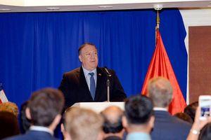 Ngoại trưởng Mỹ Mike Pompeo liên tục 'kinh ngạc' khi nói về Việt Nam