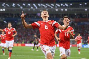 'Tuyển Nga đã có một kỳ World Cup ngoài sức tưởng tượng'