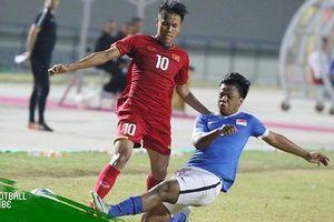 U19 Việt Nam bị loại ngay từ vòng bảng giải Đông Nam Á