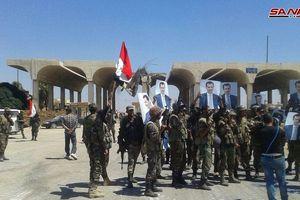 'Hổ Syria', sư đoàn cơ giới 4 giải phóng hàng trăm km2, sắp kết liễu thánh chiến tại Daraa