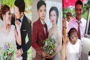 Những đám cưới của các 'cặp đôi đũa lệnh' khiến dân tình xôn xao