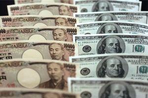 Đồng USD tụt xuống đáy của gần 1 tháng qua